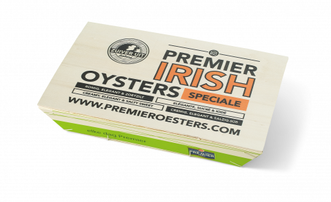 Premier Irish Oysters Speciale