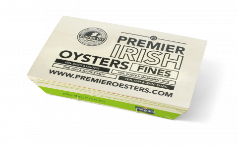 Premier Irish Oysters Fines